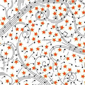 musical vine YellowOrange6 6000px thin crop alt3 XX alt vers II XX