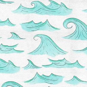Sketchbook Waves - Medium Scale