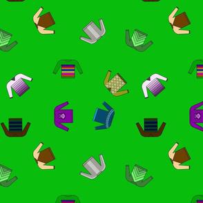 Sweaters Galore - Green