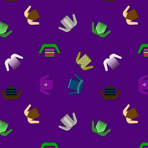 Sweaters Galore - Purple