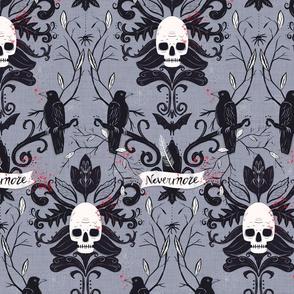 Gothic Halloween - Nevermore