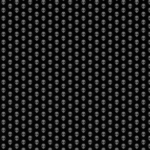 Aliens Among Us (black/gray)