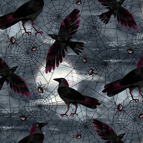 Raven Full Moon / Small Scale