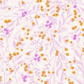 TANGLED_v2 Orange Pink