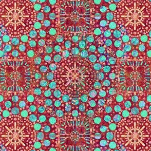 Colorfest:  A Sea of Dots