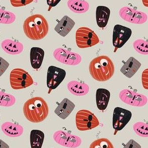 Creepy Crawly Pumpkins