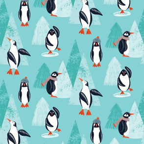 Chill Penguins
