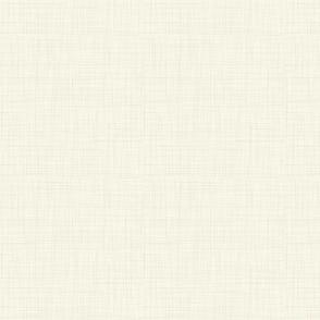 Solid Linen - Cream