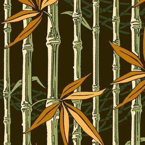 Bamboo Screen 1c