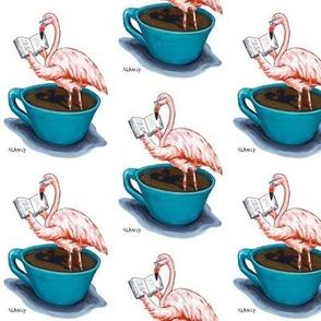 Fancy  Flamingo  Coffee
