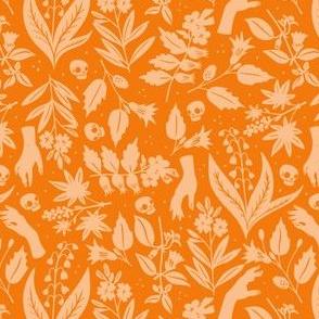 Picking Poisonous Flowers - Pumpkin