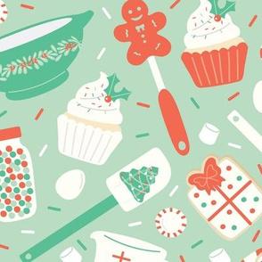 Christmas Baking | Large Scale