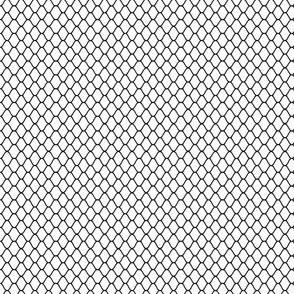 Fishnet Stockings | Black