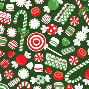 Christmas Candy Traditional