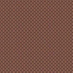 Fishnet Stockings | Bronze