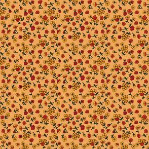 60s Petite Floral