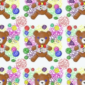 Teddy Bears and Buttons