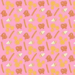 Kingdom Snacks Pink Small
