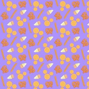 Kingdom Snacks Purple Small