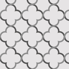 BonnyPattern filigree light gray background