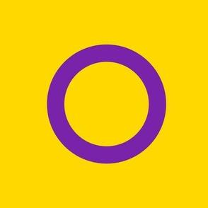 Intersex flag for mask