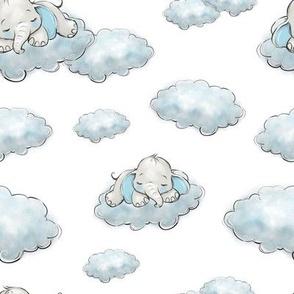 elephant cloud
