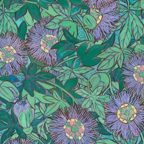 Passiflora_pattern