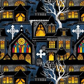 Gothic Town - Medium