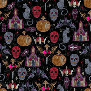 Dead kings´ halloween