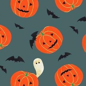 Vintage Spooky Halloween