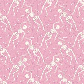 Skeleton Dance - Pink
