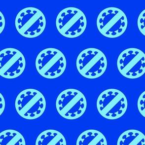 Covid-19 Prevention [Dark Blue]