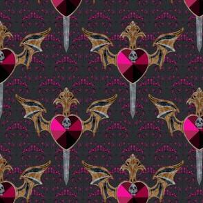 Gothic daggers
