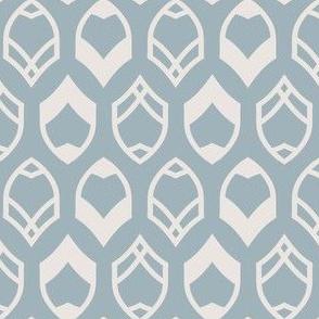 Sigil Window - Dove Blue/Grey (medium)