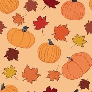 Halloween Thanksgiving Fall Pumpkins