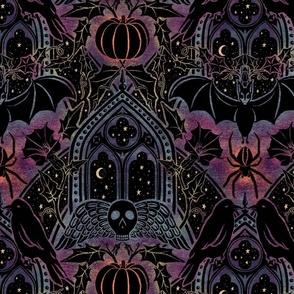 Gothic Halloween - large -  Celestial Rainbow