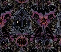 Gothic Halloween - Celestial Rainbow - Large Scale