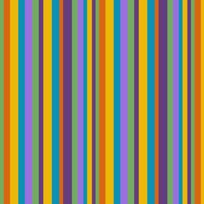 Groovy Stripe Purple