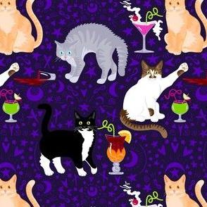 Midnight MaiTai Purple