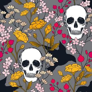 Garden of Skulls