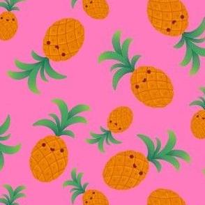 Super Cute Pineapples