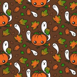 Super Cute Halloween Pattern