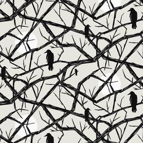 Creepy Crows