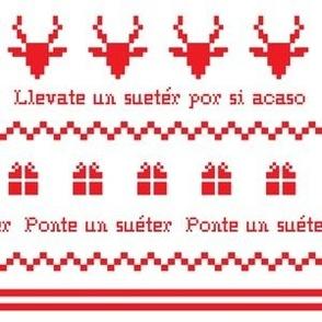 argentina pattern