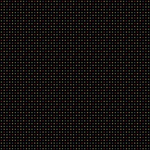 Dots A Plenty - black