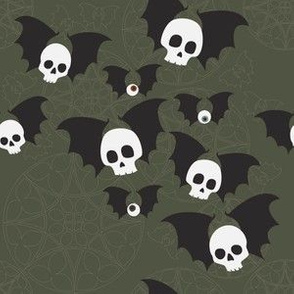 Bats in the Belfry - Green