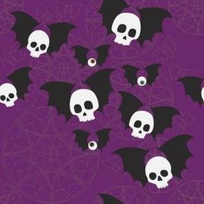 Bats in the Belfry - Violet