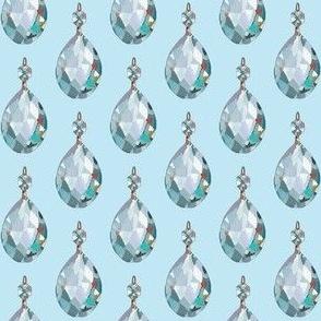 Crystal Blue Persuasion, Light, Small
