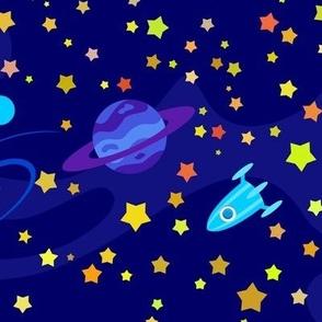 """Space, L, 18"""""""