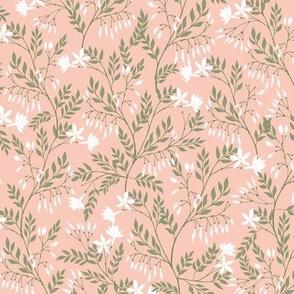 Jasmine pink white